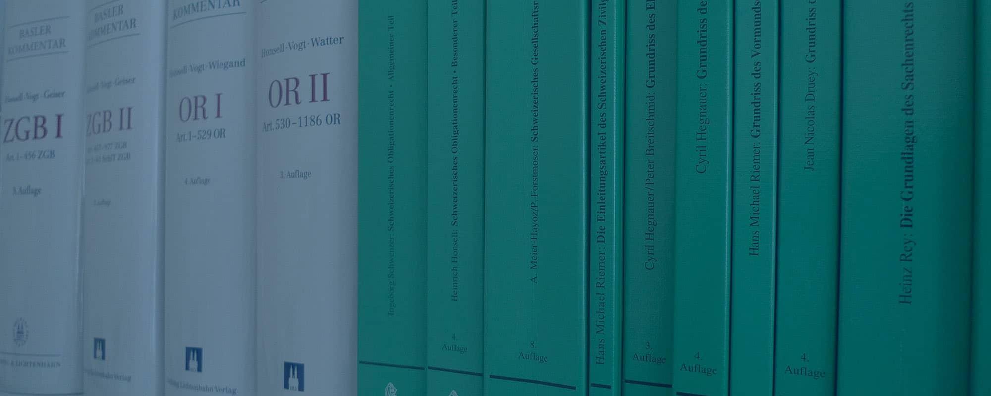 JM-Advokatur-Müller-Zug-Gesetzbücher